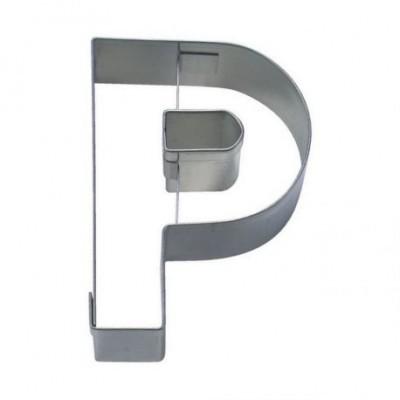 Cortador Letra P