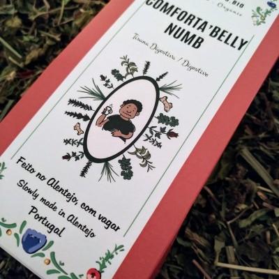 COMFORTA'BELLY NUMB - Tisana Digestiva