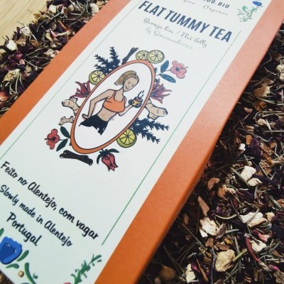 "FLAT TUMMY TEA 🔥 by ""Senasaudáveis"""