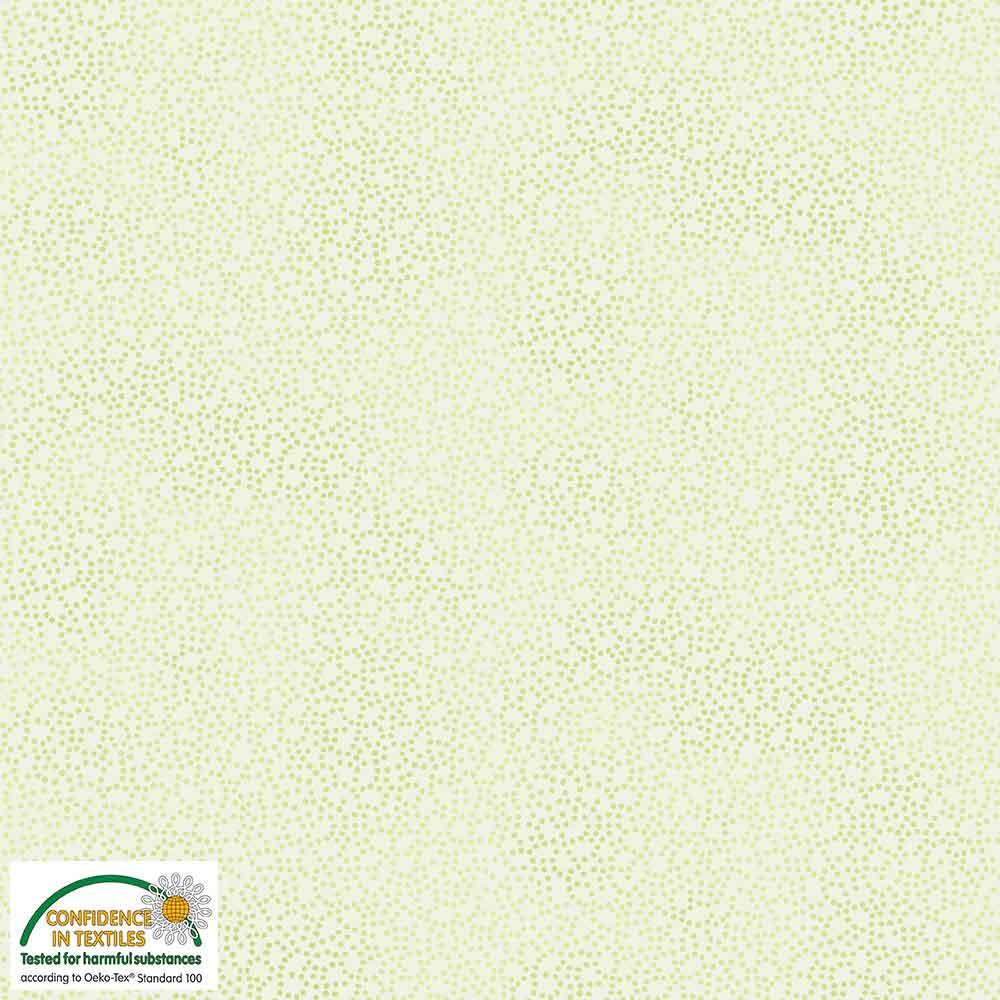 Pontilhado verde claro
