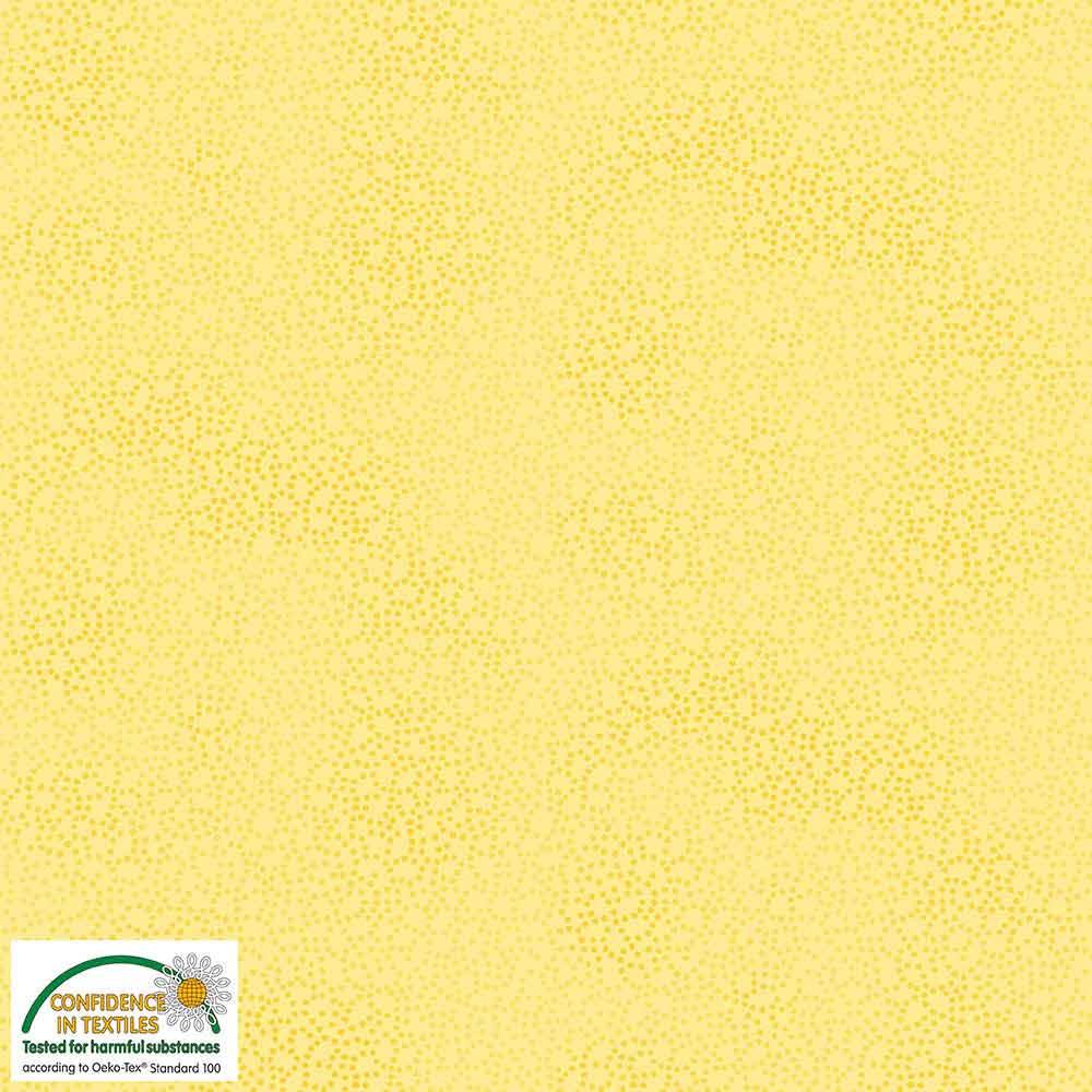 Pontilhado amarelo