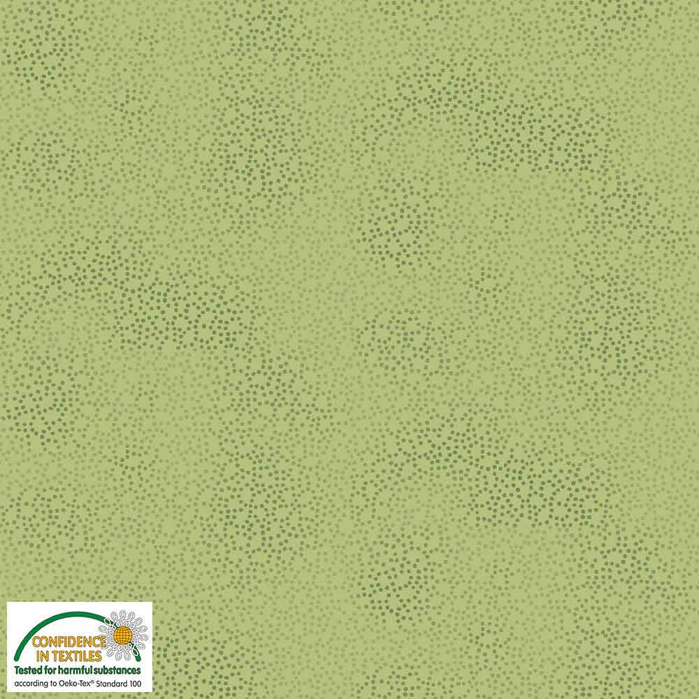 Pontilhado verde