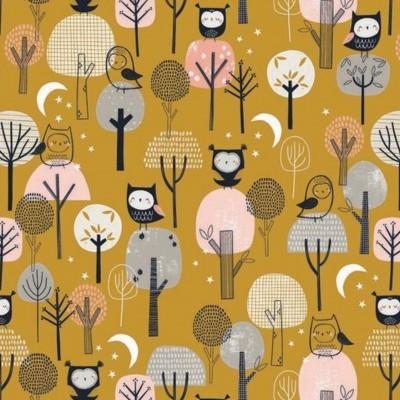 Mochos na floresta