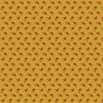 Folhinhas fundo amarelo