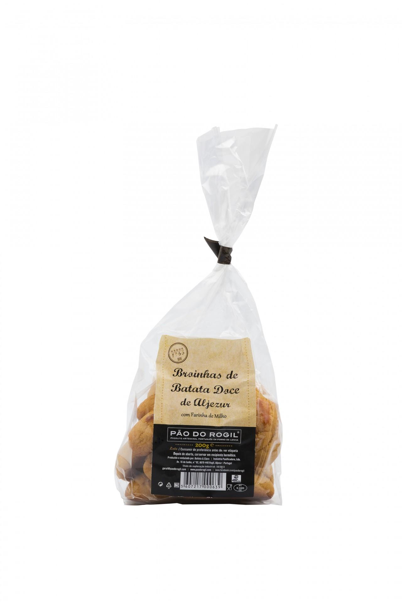 Broinhas de Batata-doce de Aljezur