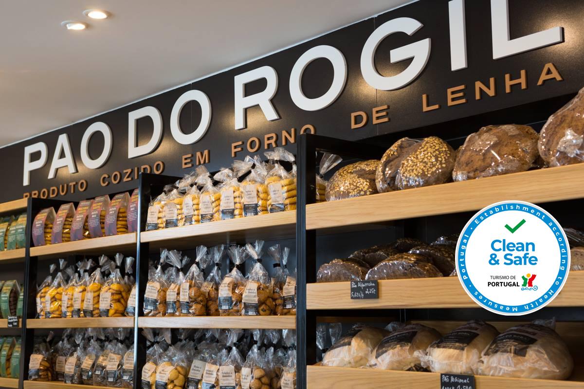 Pão do Rogil