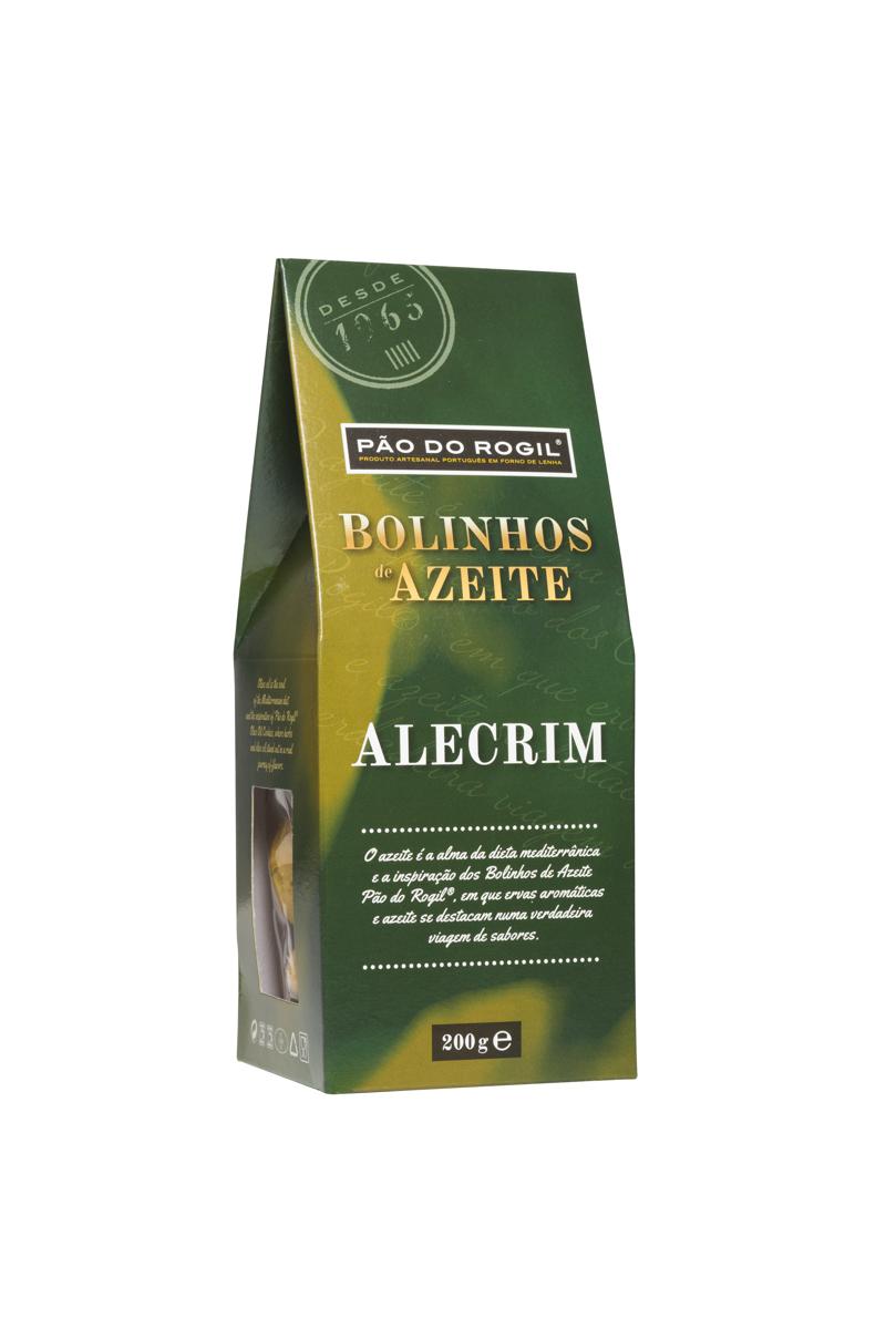 Bolinhos de Azeite e Alecrim