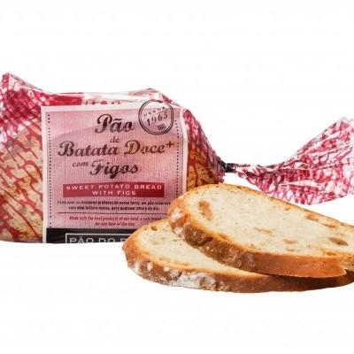 Pão de Batata-doce com Figos