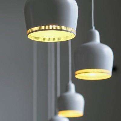 Modern Lab Style Light