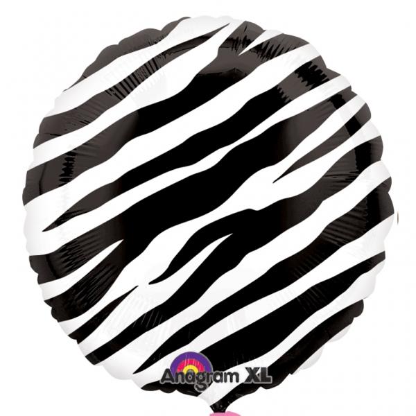 Balão Preto/Branco