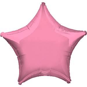 Balão Estrela Pink