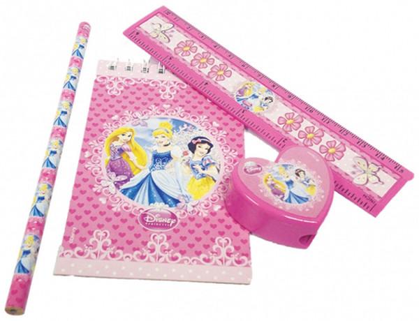 Pack Escolar das Princesas