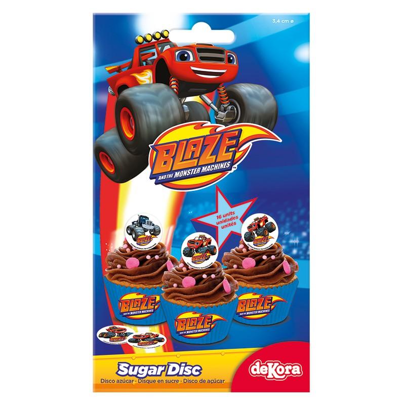 Discos de Açúcar Blaze
