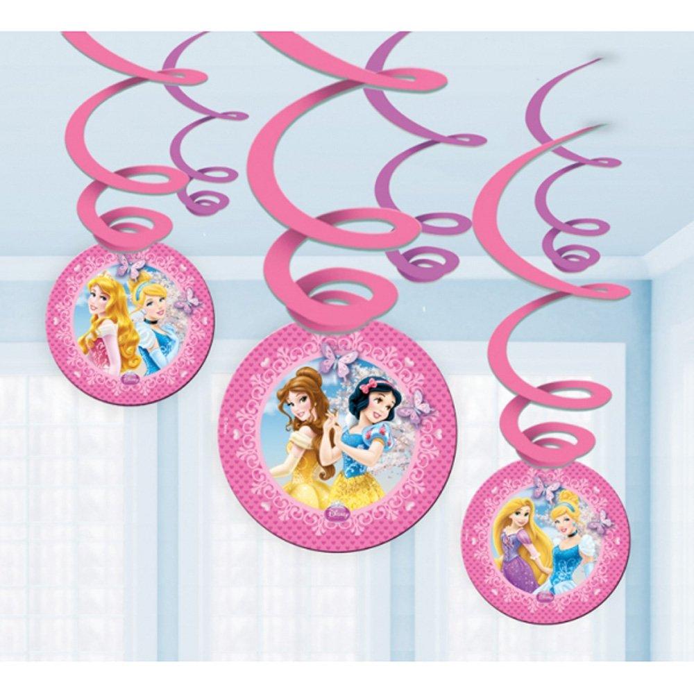 6 Swirl Princesas