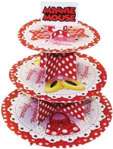 Suporte p/ cupcakes Minnie