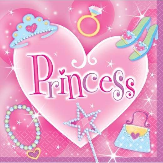 Guardanapos Princess