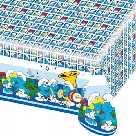 Toalha de Mesa Smurf