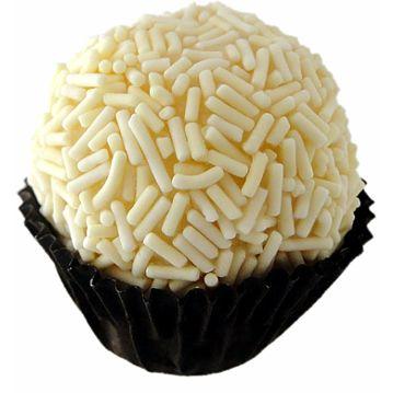 Granulado de Chocolate Branco - 70g