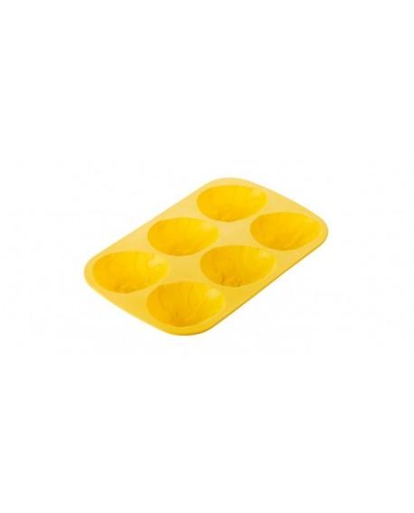 Molde silicone para ovo