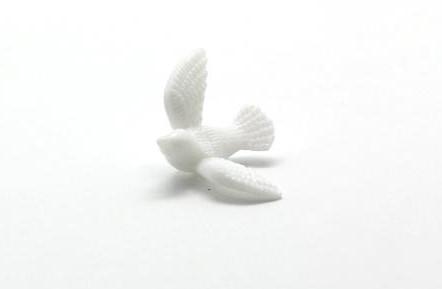 Mini Pombas Brancas