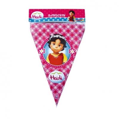 Bandeirinhas Heidi