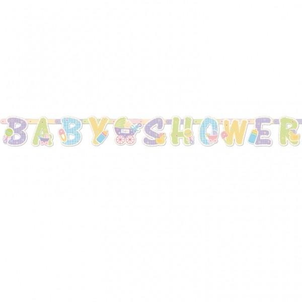 Banner Baby Shower