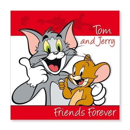 Guardanapos Tom & Jerry
