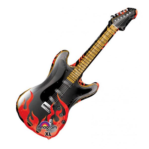 Balão Guitarra