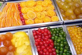 Fruta Sortida Inteira -250g