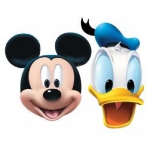 4 Máscaras Mickey