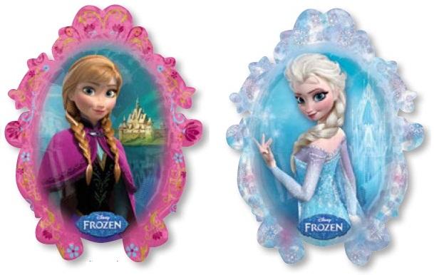 Balão Super Shape Frozen