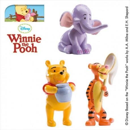 Conj. Winnie the Pooh