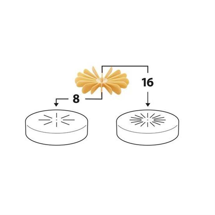 Marcador  de fatias p/ Tarte e Bolo