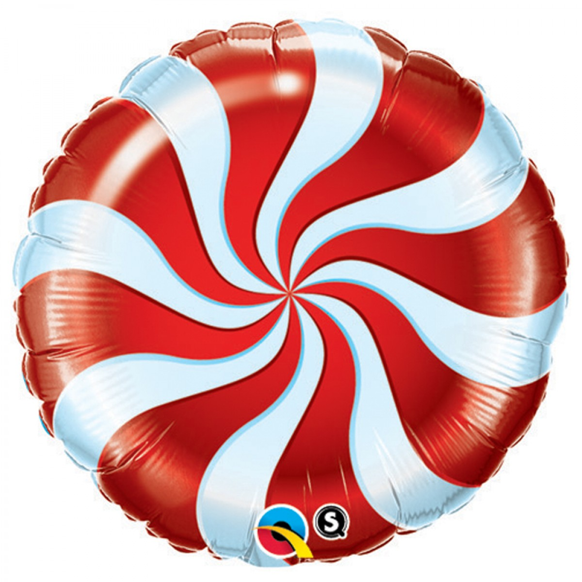 Balão Lolipop Vermelho