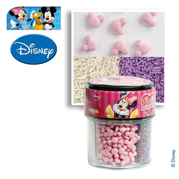 Confeti Sortido Minnie - 100g