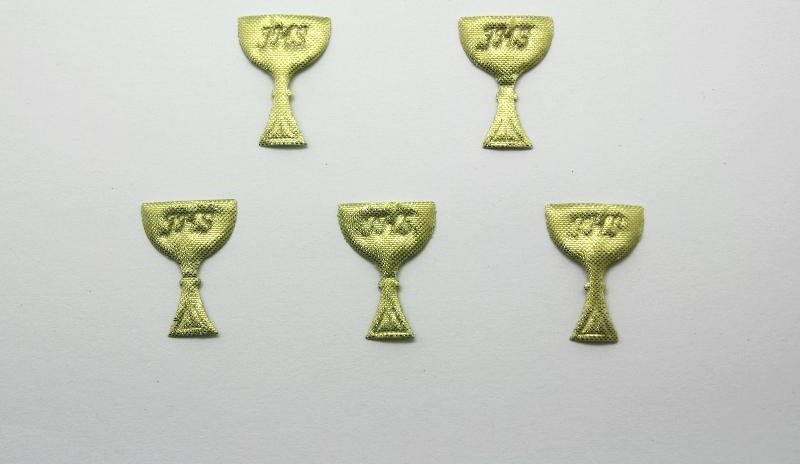 Cálice Dourado - 3cm