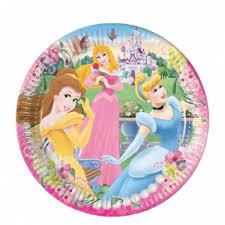 Prato Princesas
