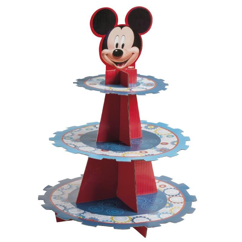 Suporte p/ cupcake Mickey