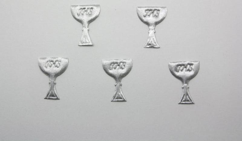 Cálice Prata - 3cm