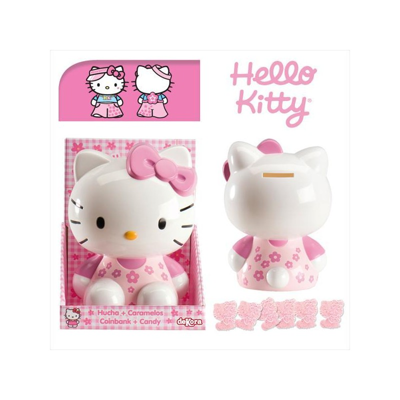Mealheiro Hello Kitty
