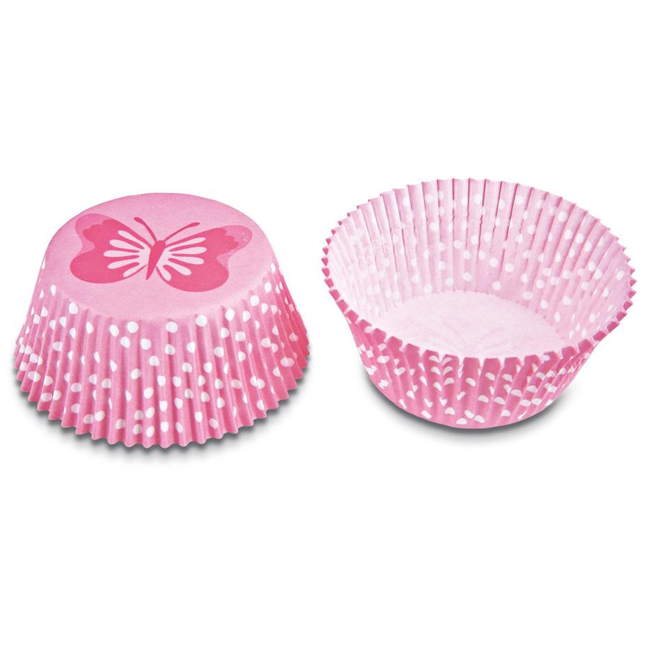 Papelotes p/ Cupcake Bailarina
