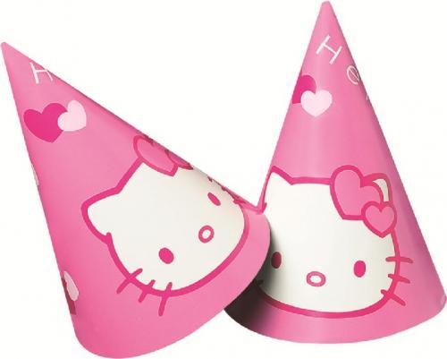Chapéus de Festa Hello Kitty