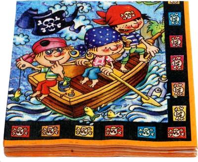 Guardanapos Piratas