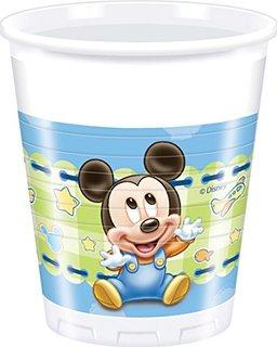 Copos Mickey Bébe