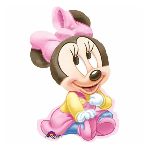 Balão SuperShape Minnie Bébe