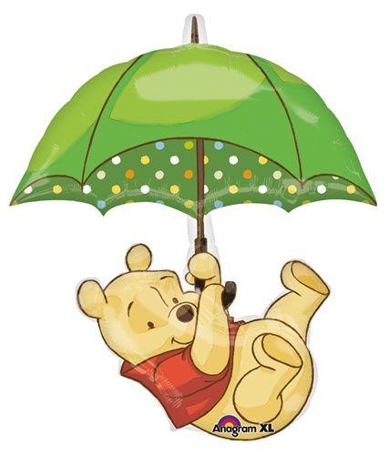 Balão Supershape Winnie the Pooh
