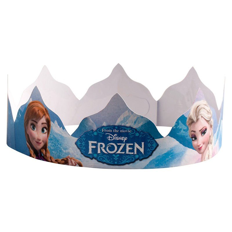 Coroa Frozen
