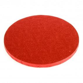 Bases altas aluminadas vermelho
