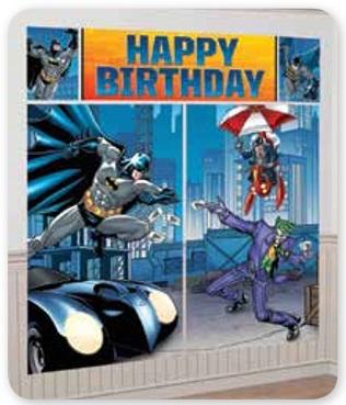 Cenário  de Parede Batman