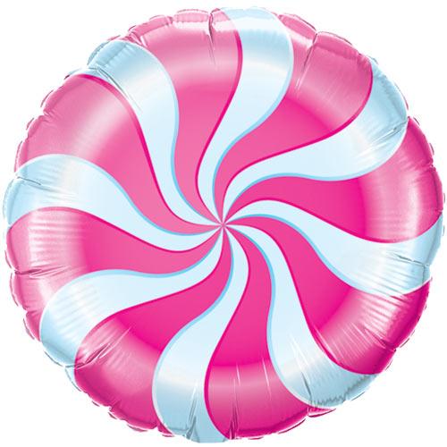 Balão Lolipop Rosa